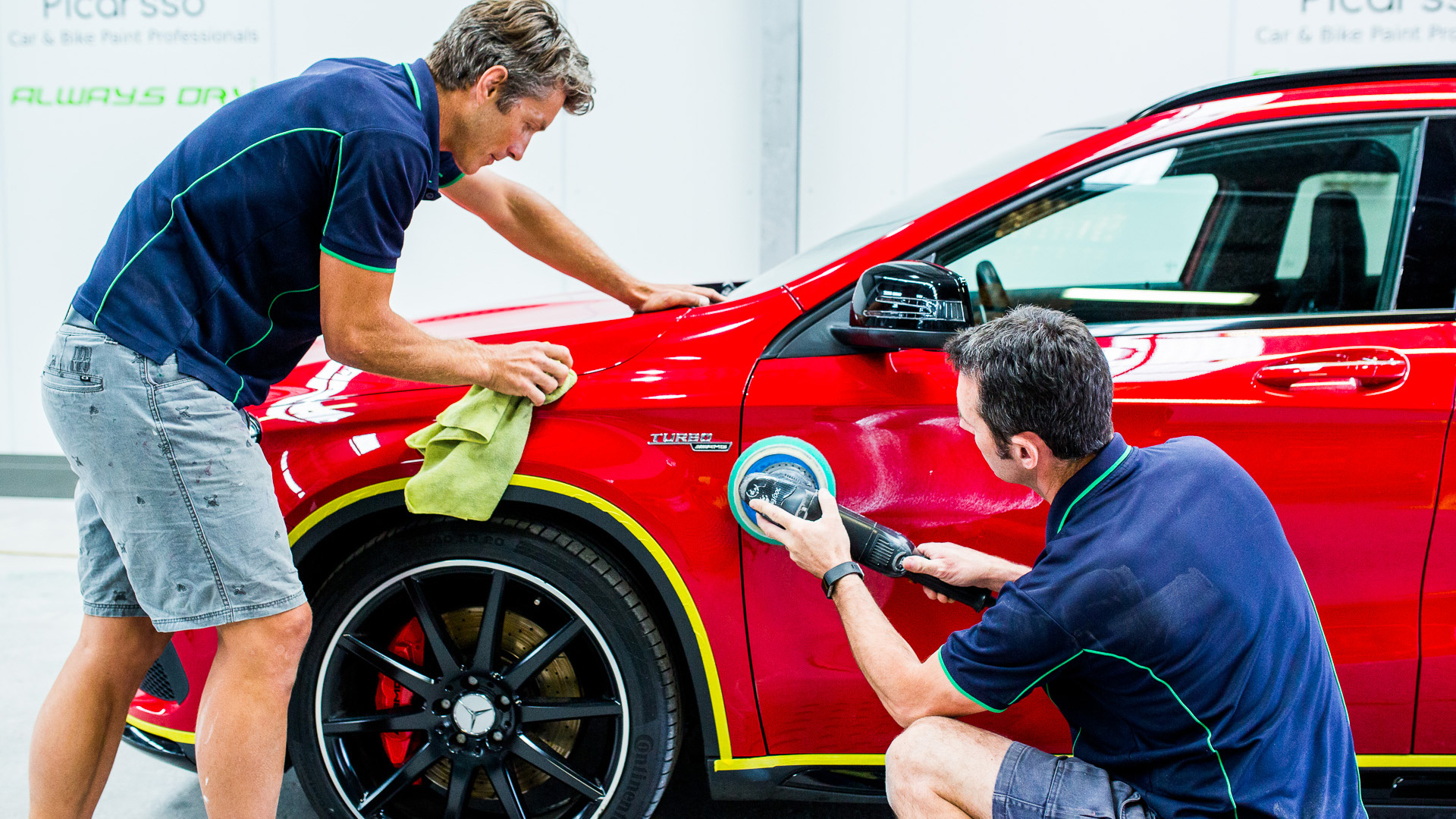picarsso hero of car paint protection